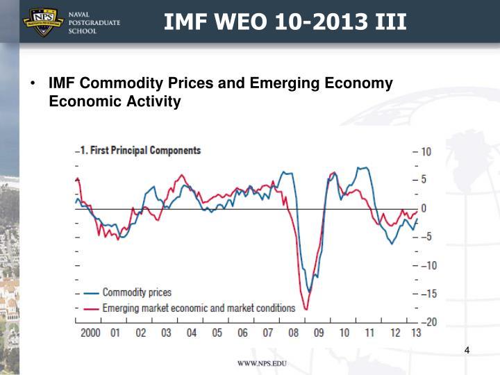 IMF WEO 10-2013