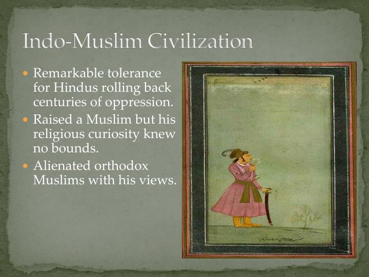 Indo-Muslim Civilization