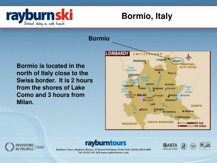 Bormio, Italy