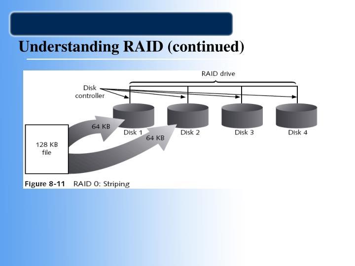 Understanding RAID (continued)