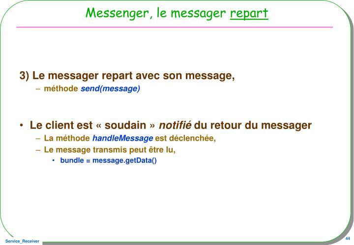 Messenger, le messager