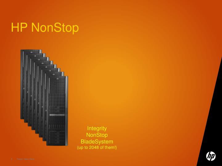 HP NonStop