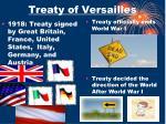 treaty of versailles1