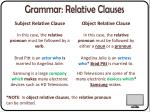 grammar relative clauses3