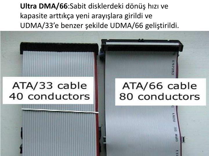 Ultra DMA/66