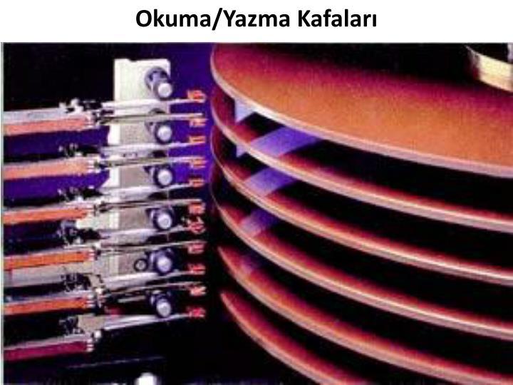 Okuma/Yazma Kafaları