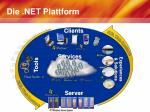 die net plattform