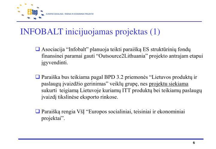 INFOBALT inicijuojamas projektas (1)