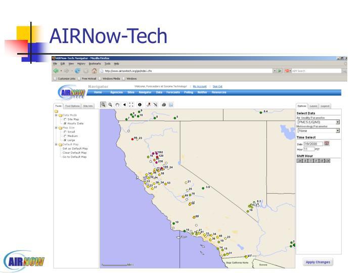 AIRNow-Tech