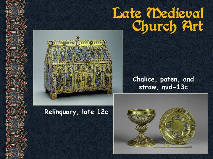 Late Medieval