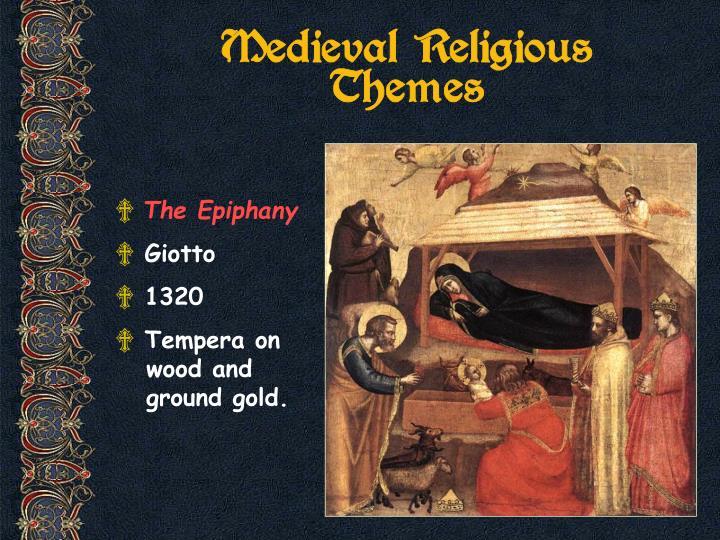 Medieval Religious