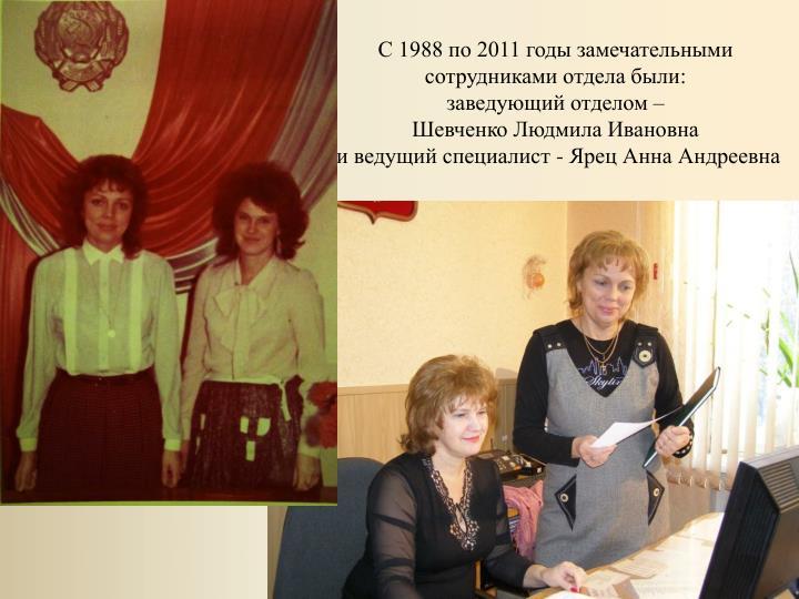 1988  2011     :