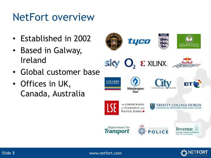 NetFort overview