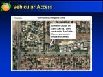 vehicular access2