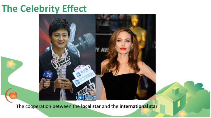 The Celebrity Effect