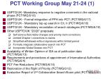 pct working group may 21 24 1