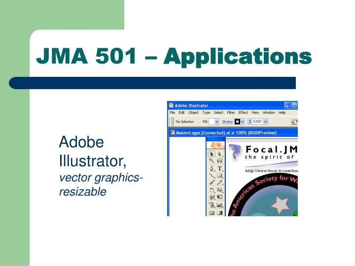JMA 501