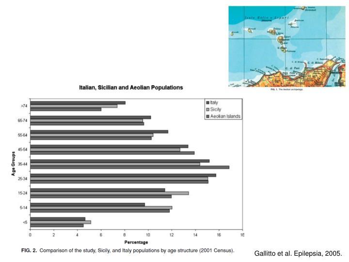 Gallitto et al. Epilepsia, 2005.
