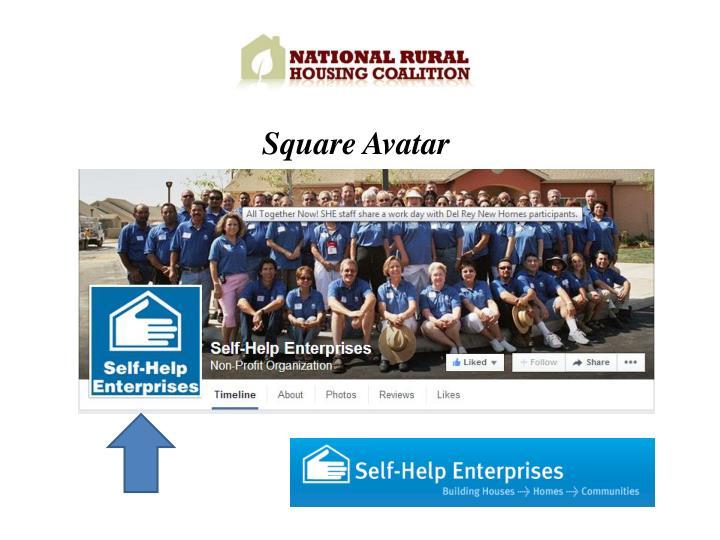 Square Avatar