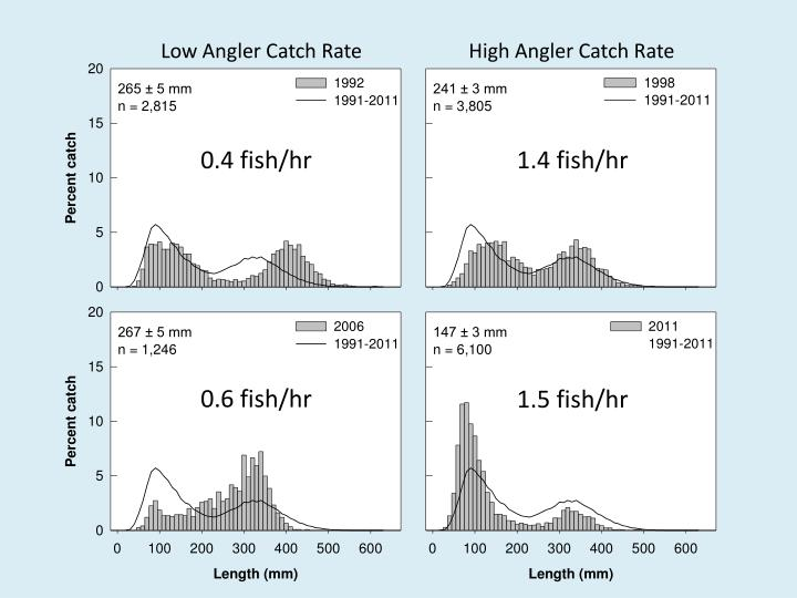 Low Angler Catch Rate