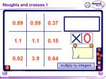 noughts and crosses 1