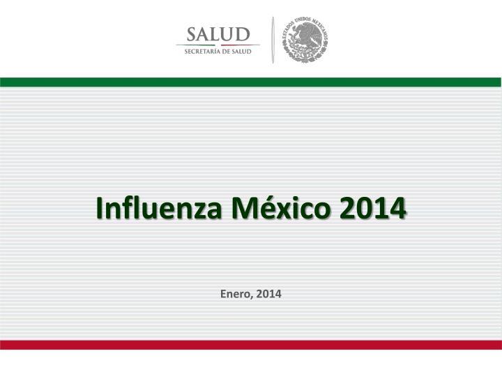 Influenza México