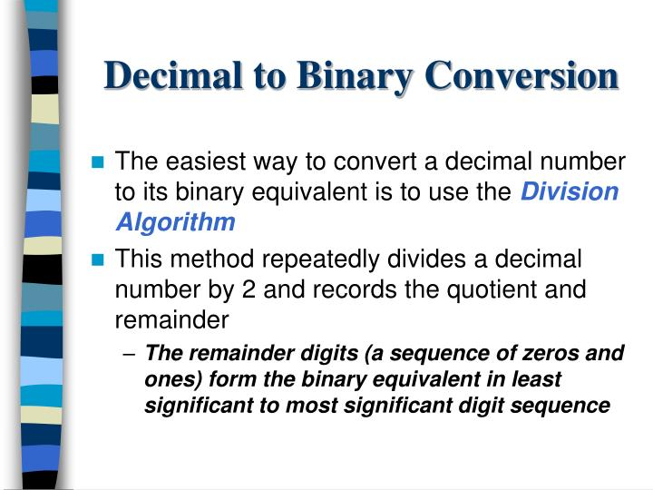 an introduction to the binary number system Title: binary number system & conversion author: de revision team subject: de - unit 2 - lesson 21 - introduction to aoi logic keywords: de, pltw, unit 2, combinational logic.