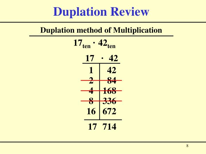 Duplation Review