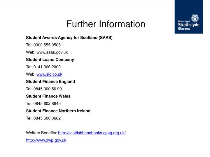 Student Awards Agency for Scotland (SAAS)