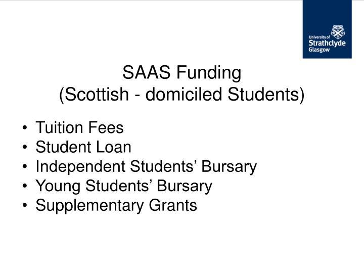 SAAS Funding