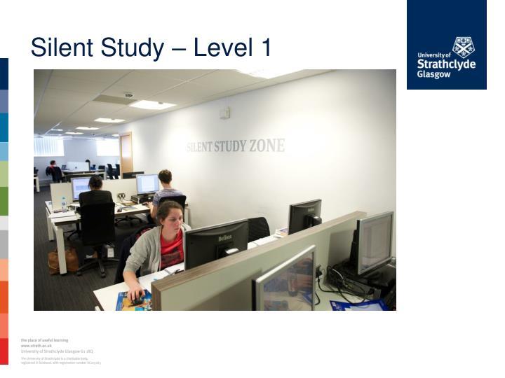 Silent Study – Level 1