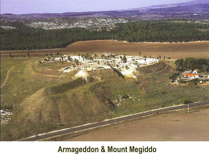 Armageddon & Mount Megiddo