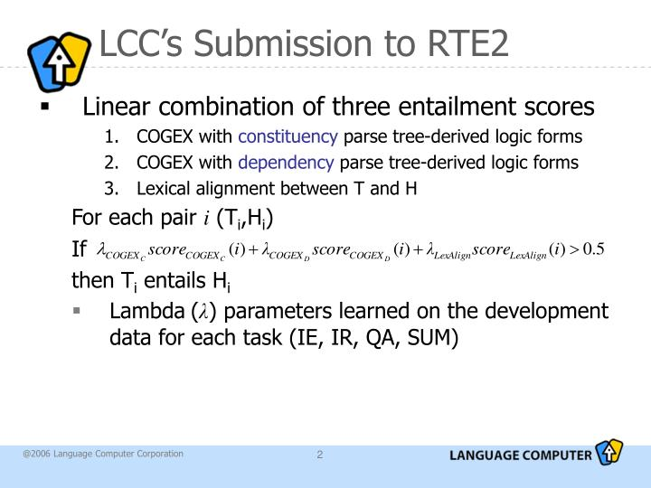 Lcc s submission to rte2