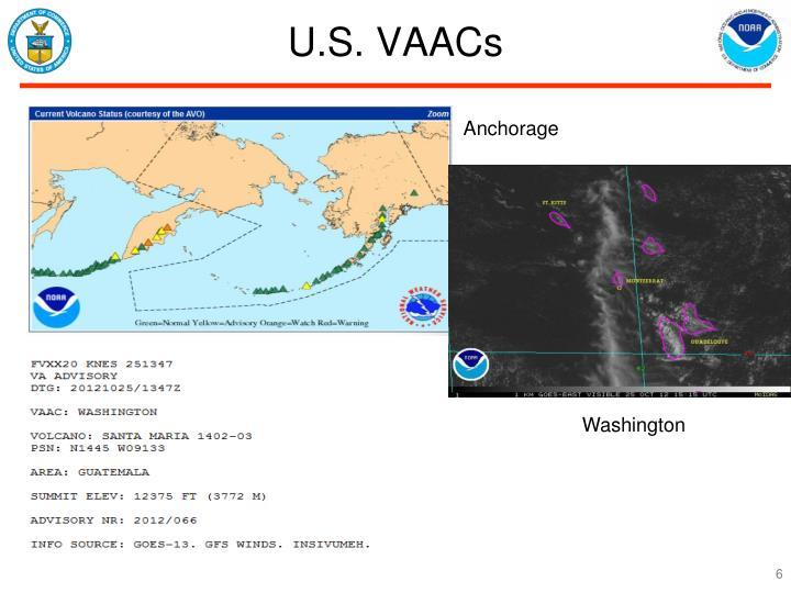 U.S. VAACs