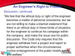 an engineer s right to protest5