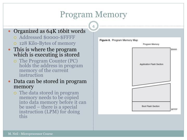Program Memory