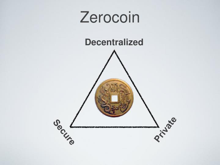 Zerocoin