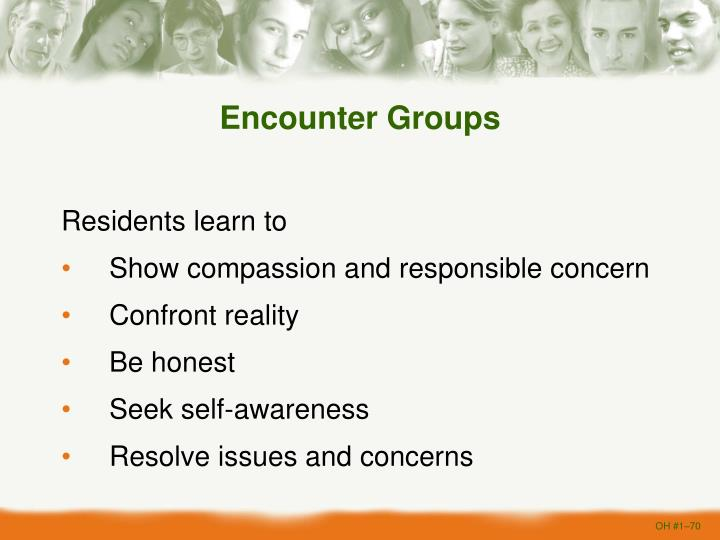 Encounter Groups