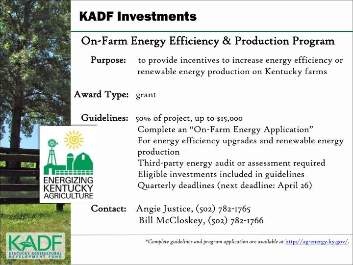 KADF Investments