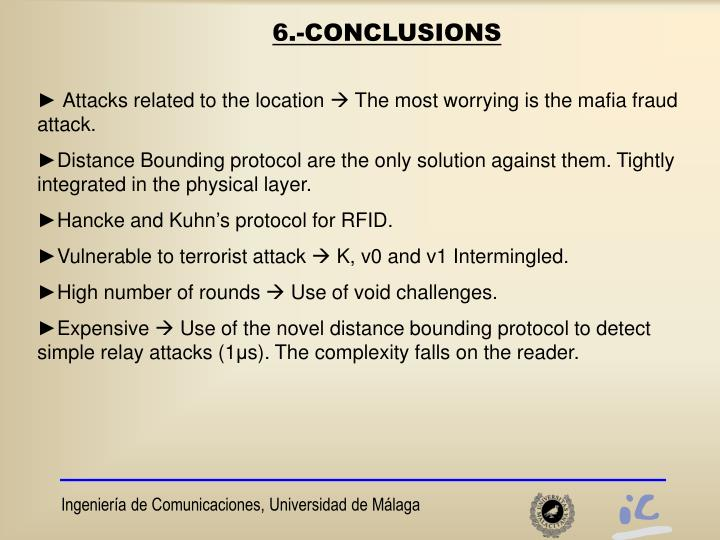 6.-CONCLUSIONS