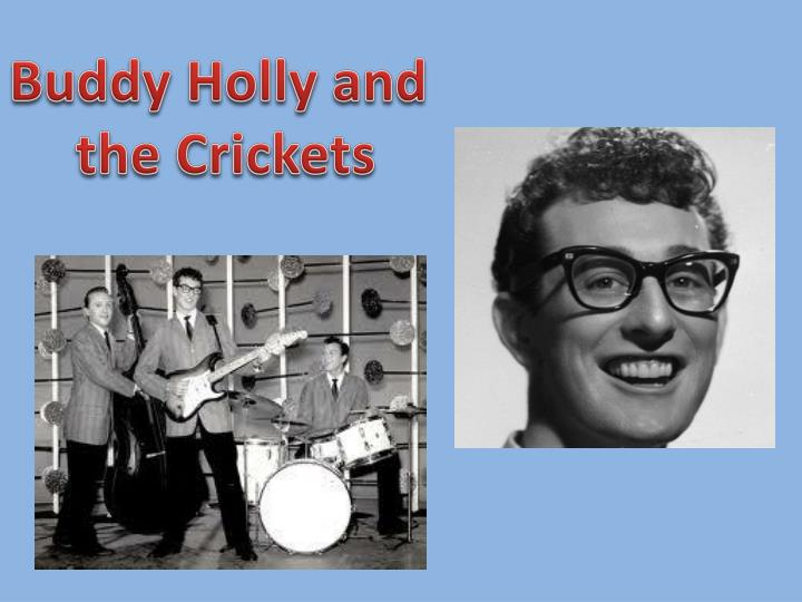 Buddy Holly and