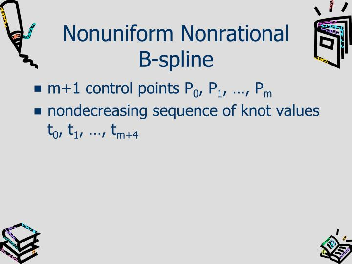 Nonuniform Nonrational