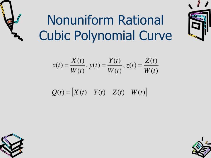 Nonuniform Rational
