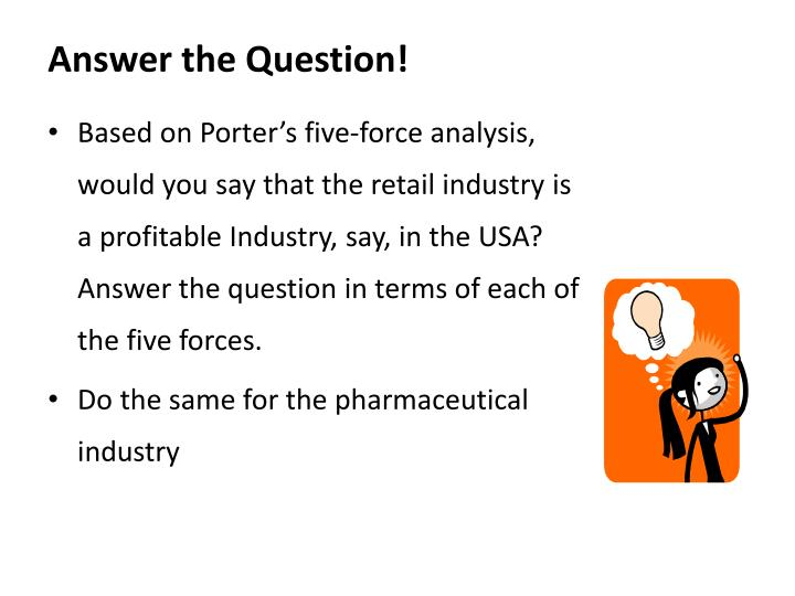 porter five forces analysis in the pharmaceutical industry