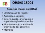 ohsas 180011