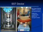 sst device