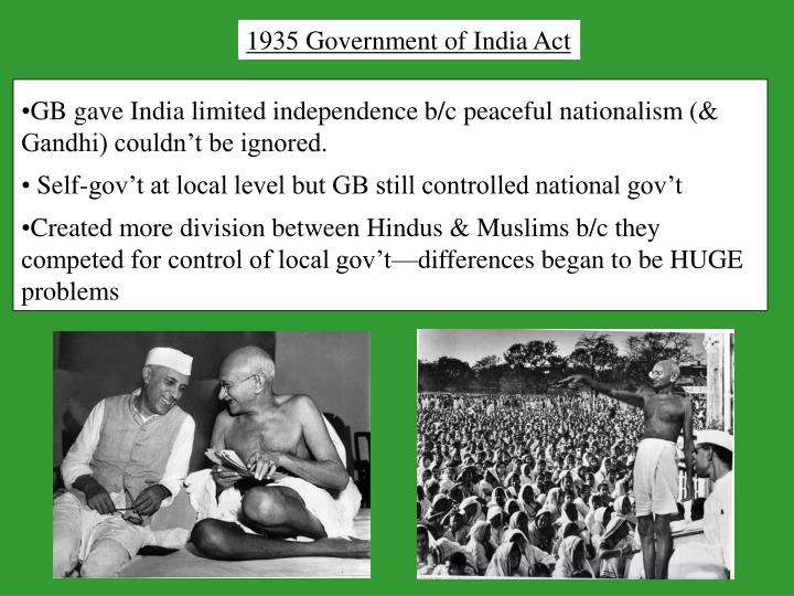 1935 Government of India Act