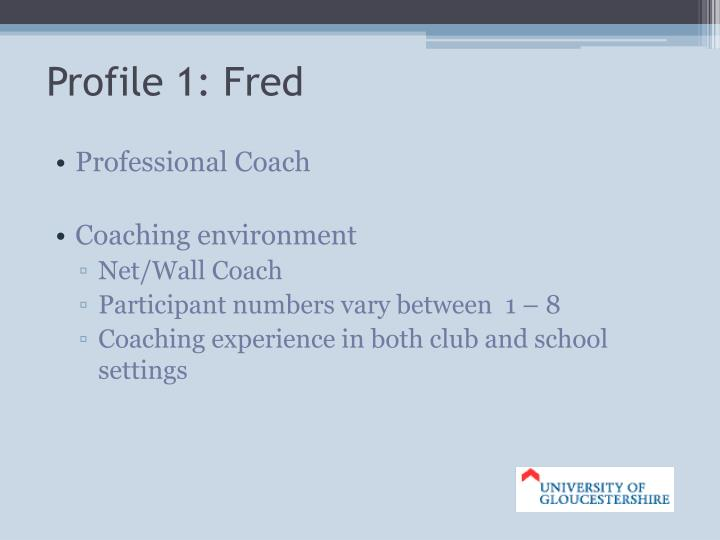 Professional Coach