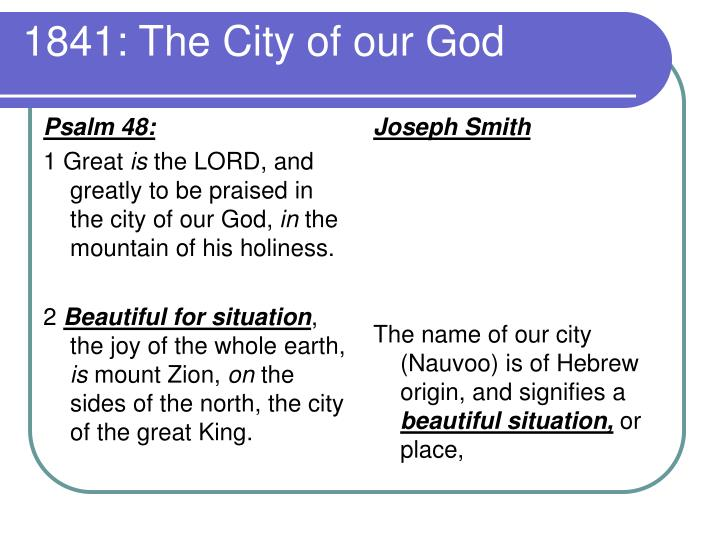 Psalm 48: