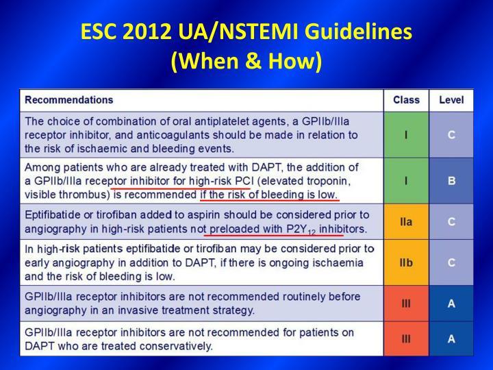 esc guidelines stemi 2017 ppt
